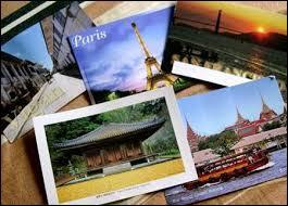 En quelle année la carte postale fut-elle officiellement introduite en France ?