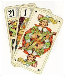 Trouvez le nom d'un jeu de cartes à l'aide de la photo.