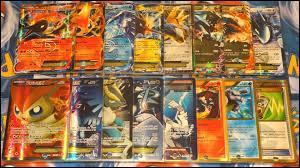 J'ai de bons souvenirs, en primaire quand j'échangeais ces fameuses cartes, qui sont actuellement dans mon placard en train de prendre la poussière ; vous allez les reconnaître, ce sont des cartes :