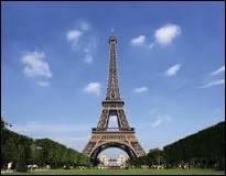 Mon premier est ce que vous faites pour avancer. Mon second vient d'Asie. Mon tout est la capitale française.