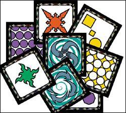 De quel jeu de société ces drôles de cartes sont-elles issues ?