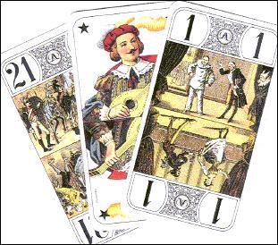 Composé de 78 cartes, de quel jeu s'agit-il ?