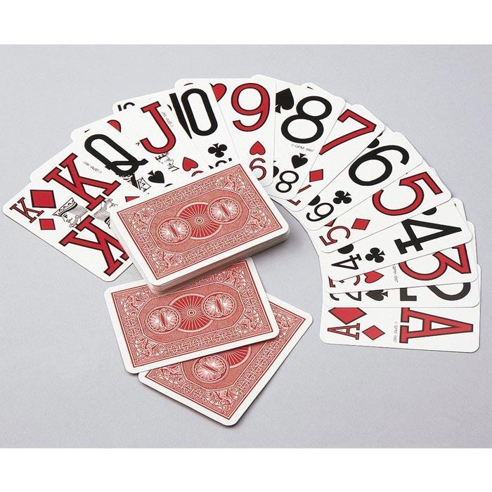 Jouons aux cartes !