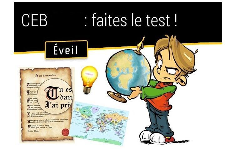 Eveil : sciences, histoire, géographie. (Exercices de révision pour le CEB)