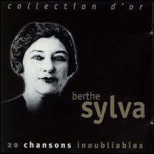 En 1926, Berthe Sylva avait réussi à faire chialer toute la France avec une terrible chanson :