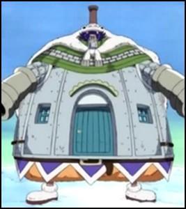 Épisode 87 - Que se passe-t-il quand Wapol avale ses deux larbins, Chess et Kuromarimo ?