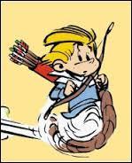 """Ce personnage apparaît dans l'album """"Astérix Gladiateur"""". Comment s'appelle-t-il ?"""