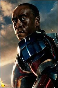 """Cet acteur reprend le rôle qu'il tenait dans la saga """"Iron Man"""", celui de War Machine. Qui est-il ?"""