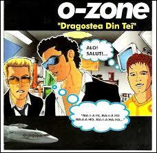 """De quel pays le groupe O-Zone qui interprète """"Dragostea Din Tei"""" en 2004 est-il originaire ?"""