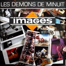"""Pendant combien de semaines la chanson """"Les Démons de minuit"""" du groupe Images fut-elle classée à la première place du Top 50 ?"""