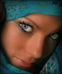 Bleu comme le bleu de tes yeux paroles