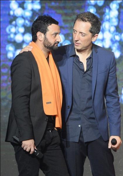 "Cyril Hanouna apparaîtra aux côtés de Gad Elmaleh dans ""Pattaya"", le prochain film de Franck Gastambide."