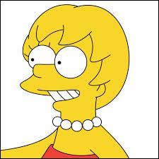 Par quelle matière Lisa est-elle passionnée à l'école ?