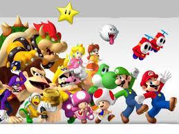 Mario et tous ses amis