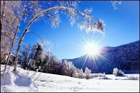 """Que signifie l'expression """"Fondre comme neige au soleil"""" ?"""