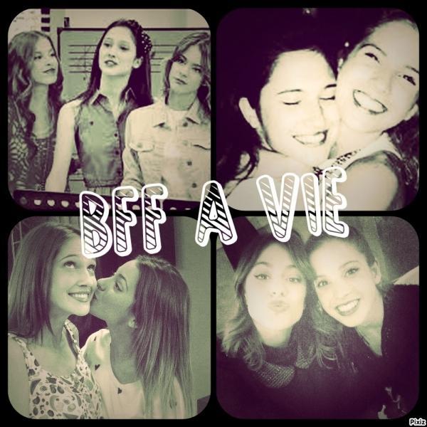L'amitié de Violetta, Francesca et Camila