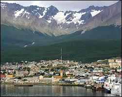 Géographie - Où se trouve la ville d'Ushuaïa ?