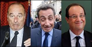 Politique - En décembre 2019, combien de Présidents de la République française (actuel et anciens) sont toujours en vie ?