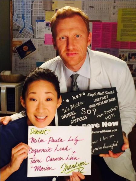 Est-ce que Cristina veut des enfants ?