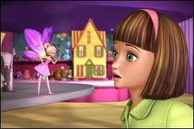 Comment s'appelle cette jeune fille dans 'Barbie présente Lilipucia' ?