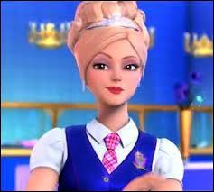 """Comment s'appelle cette amie de Barbie dans """"Barbie apprentie princesse"""" ?"""