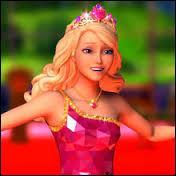 """Comment s'appelle l'héroïne dans """"Barbie apprentie princesse"""" ?"""