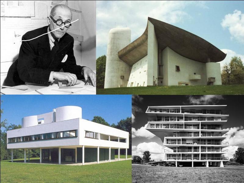 Charles-Édouard Jeanneret-Gris est un architecte, urbaniste, décorateur, peintre, sculpteur et homme de lettres. Suisse de naissance, il a été naturalisé français en 1930. Sous quel nom est-il connu ?