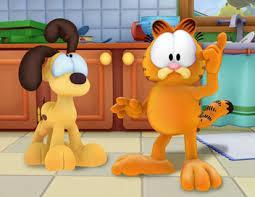 Les personnages de 'Garfield'