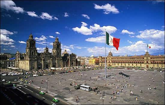 Quelle est la capitale du Mexique ?