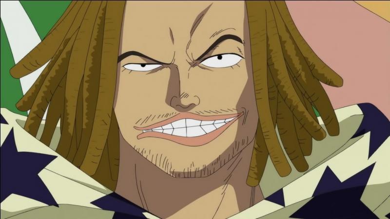 Quel est le nom du père d'Usopp faisant partie de l'équipage de Shanks ?