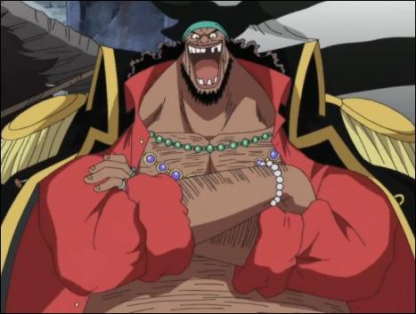 À quelle grande puissance appartenait Barbe Noire avant d'être au sein des 4 Empereurs ?