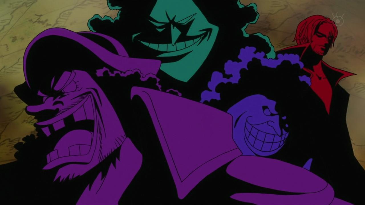 One Piece : Spécial Empereurs