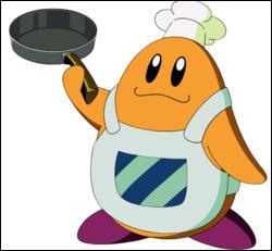 Qui lui a appris à cuisiner ?