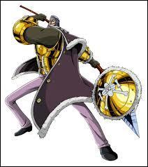Que peut encore faire la lame de la lance de Don Krieg, malgré qu'elle a été endommagée par Luffy ?