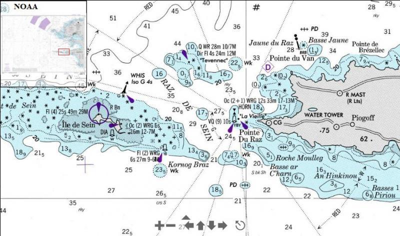 Qui utilise les cartes maritimes ?