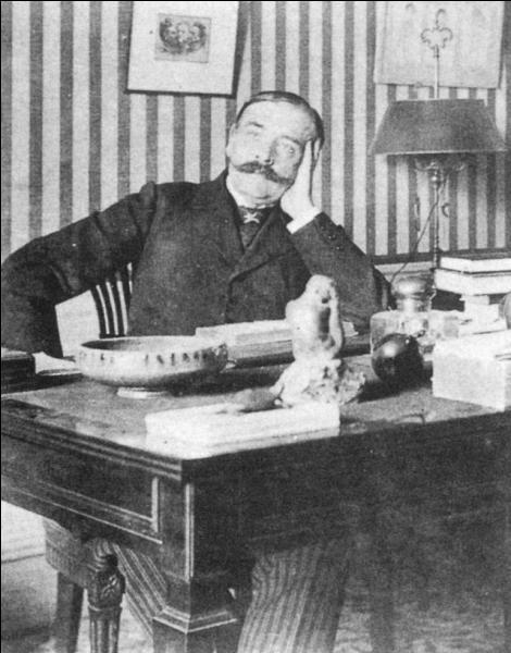 """C'est à cet écrivain français, né le 16 février 1848 et décédé le 16 février 1917, que l'on doit """"Le Journal d'une femme de chambre"""". Quel est son nom ?"""