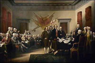Le nom d'Oliver Wolcott, né et mort un 1er décembre, ne vous dit sans doute rien. Mais si je vous dis qu'il fut l'un des signataires de la Déclaration d'indépendance des Etats-Unis, vous en déduirez qu'il a vécu au...