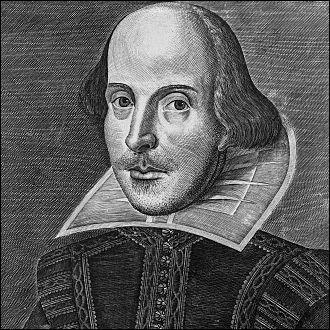 William Shakespeare est né un 23 avril à Stratford-upon-Avon et il est décédé dans la même ville 52 ans plus tard. Quelles sont les années de sa naissance et de sa mort ?