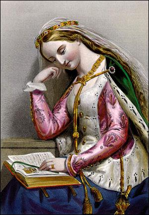 Son mariage avec Henri VII Tudor contribua à la fin de la guerre des Deux-Roses. Comment s'appelait cette reine consort d'Angleterre, née le 11 février 1466 à Westminster, et décédée le 11 février 1503 ?