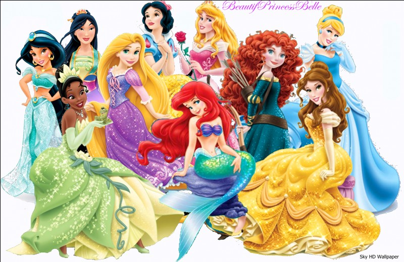 De toutes les princesses Disney, Ariel est la plus jeune.