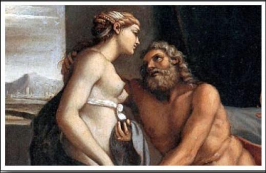 Qui est la mère de la déesse grecque Athéna ?
