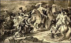 Durant quelle guerre la bataille de Rocroi eut-elle lieu ?