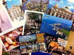 D'où viennent ces cartes postales ? (Facile)