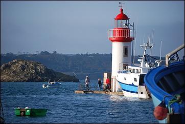 """""""Capitale"""" de la coquille Saint-Jacques grâce à son port de pêche, l'un des meilleurs des Côtes d'Armor, cette commune et ses nombreux hameaux sont situés dans la baie de Saint-Brieuc. Où habitent les Réginiens ?"""