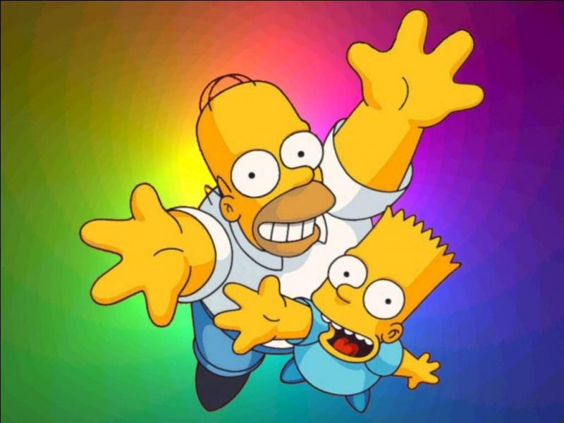 Certaines scènes dans les Simpson sont inspirées de lieux réels.