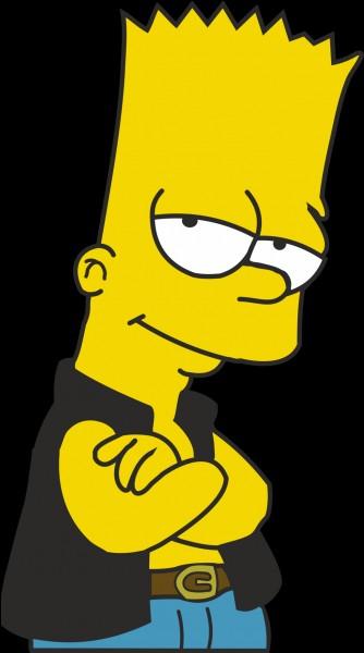 """""""Brat"""" est l'anagramme du prénom de """"Bart"""". (""""Brat"""" signifie gamin en anglais.)"""