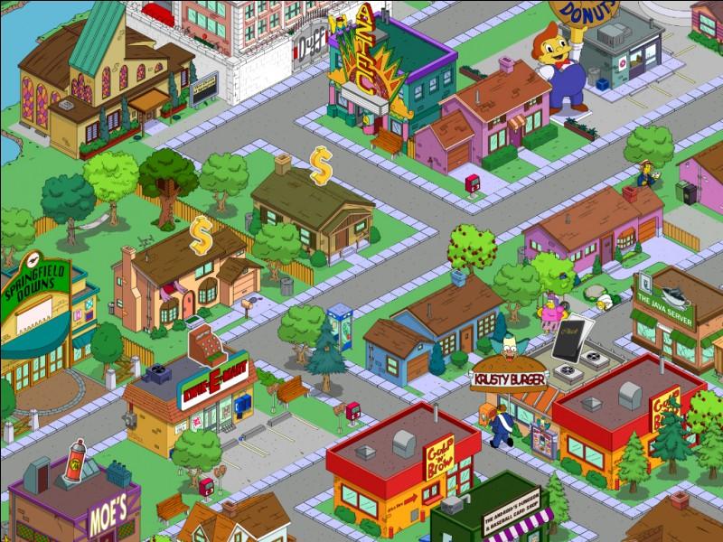Springfield, la ville des Simpson, se situe dans l'état de l'Oregon. (C'est dans l'une des villes de cet Etat même que le créateur a grandi.)