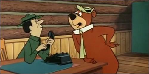 """Dans """"Yogi l'ours"""", dans quel parc vit Yogi ?"""