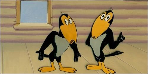 Quel genre d'oiseaux sont Heckle et Jeckle dans le dessin animé du même nom ?