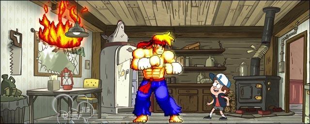 Comment s'appelle le ninja boxer sorti du jeu ?
